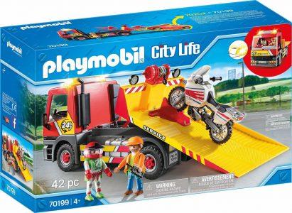 PLAYMOBIL CITY LIFE – ΦΟΡΤΗΓΟ ΟΔΙΚΗΣ ΒΟΗΘΕΙΑΣ (70199)