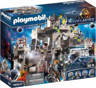 Playmobil Novelmore – Μεγάλο Κάστρο Του Νόβελμορ 70220