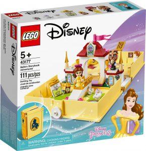 LEGO Disney Princess Παραμυθένιες Περιπέτειες της Μπελ 43177