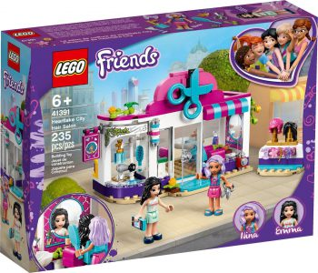 Lego Friends – Heartlake City Hair Salon 41391