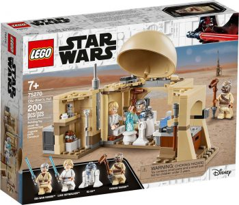 LEGO STAR WARS TM OBI-WANS HUT 75270