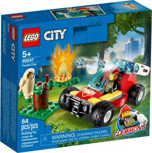 LEGO CITY FIRE FOREST FIRE (60247)