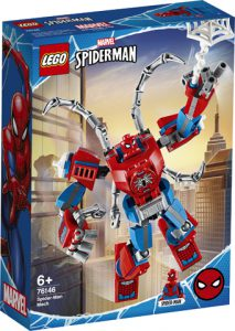 LEGO Super Heroes Spiderman Mech (76146)
