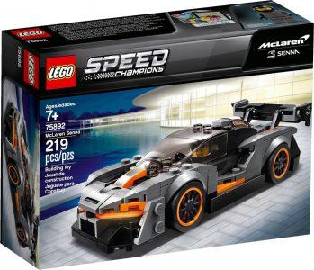 Lego Speed Champions – Mclaren Senna 75892