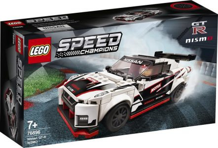 Lego Speed Champions – Nissan GT-R Nismo 76896