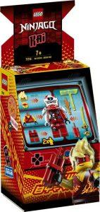 Lego Ninjago Kai Avatar – Arcade Pod 71714