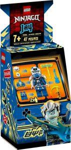 Lego Ninjago Jay Avatar – Arcade Pod 71715