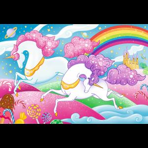 Trefl – Puzzle Galloping Unicorns 160 Pcs 15372