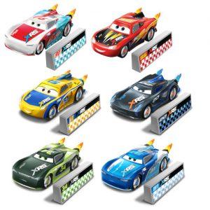 Mattel Cars Αυτοκίνητα XRS Rocket 5 Σχέδια GKB87