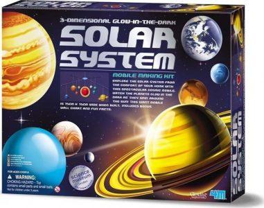 4M Toys – Τρισδιάστατο Ηλιακό Σύστημα Που Λάμπει Στο Σκοτάδι 00-05520