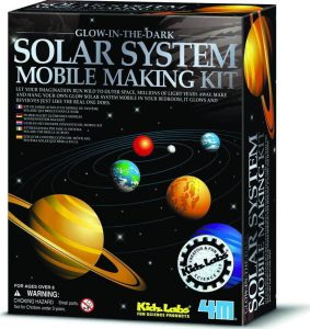 4M Κατασκευή ηλιακό σύστημα που φωσφορίζει 00-03225