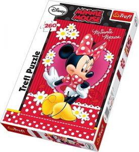 Trefl Puzzle 260 Pcs Minnie 13139