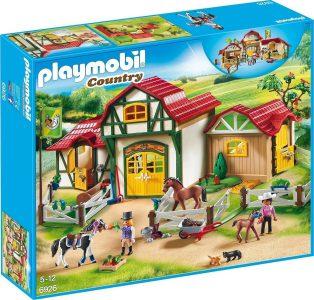 Playmobil Country – Μεγάλος Ιππικός Όμιλος 6926