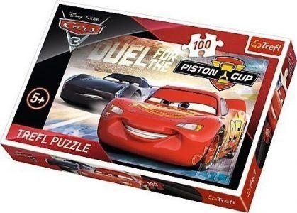 Trefl Puzzle 100 Pcs Cars piston cup 16313