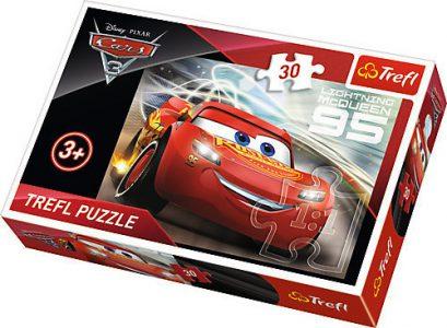 TREFL PUZZLE 30 Pcs CARS 3 18215