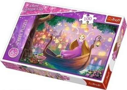 Trefl Puzzle 100 Pcs Rapunzel 16320
