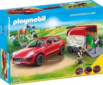 Playmobil Sports & Action – Porsche Macan GTS 9376