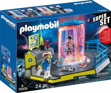 Playmobil Space – SuperSet Σταθμός Διαστημικής Αστυνομίας 70009