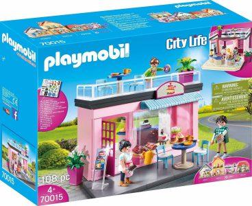 Playmobil City Life My pretty Play-Cafe 70015