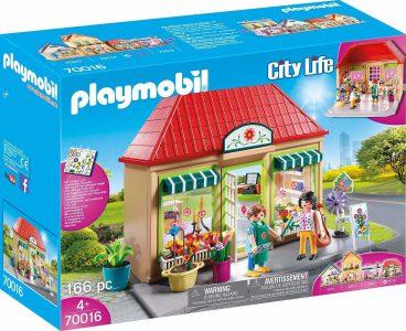 Playmobil City Life – My pretty Play-Flowershop 70016
