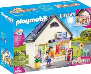 Playmobil City Life – My pretty Play-Fashion Boutique 70017