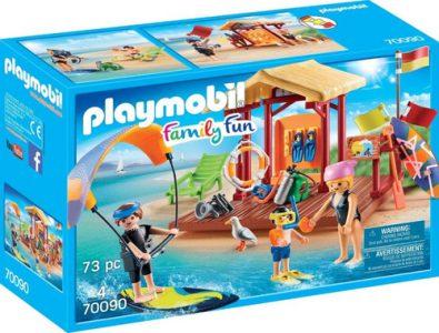 Playmobil Family Fun – Σχολή Θαλάσσιων Σπορ 70090