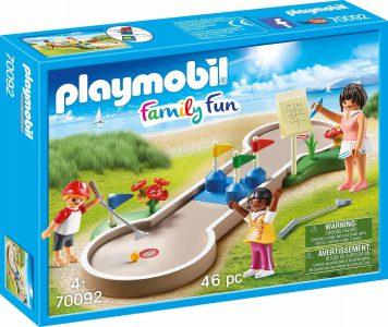 Playmobil Family Fun Mini Golf Multi 70092