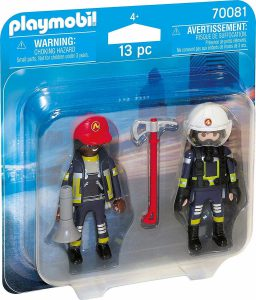 Playmobil City Action – Duo Pack Πυροσβέστες ΕΜΑΚ 70081