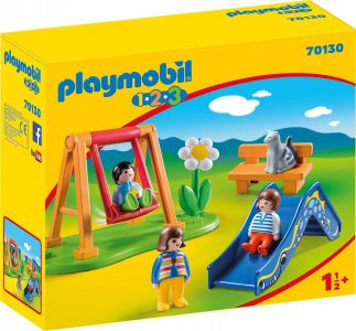 Playmobil 1.2.3 – Παιδική Χαρά 70130