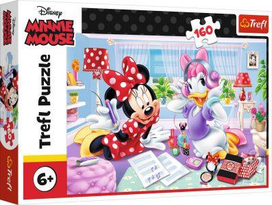 Trefl Puzzle 160 Pcs Minnie And Daisy 15373