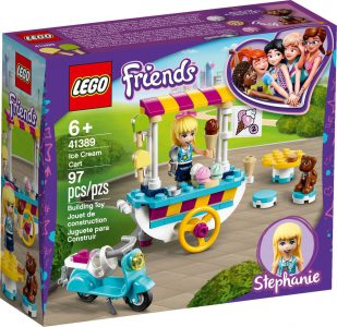 Lego Friends – Ice Cream Cart 41389
