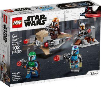 Lego Star Wars – Mandalorian Battle Pack 75267