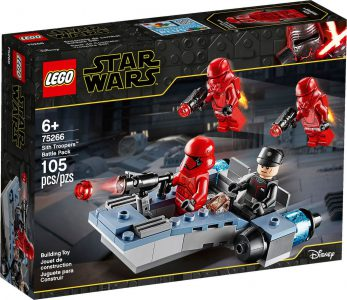 Lego Star-Wars Sith Troopers Battle Pack 75266