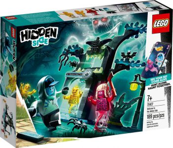 Lego Hidden Side – Welcome To The Hidden Side 70427