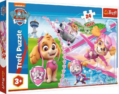 TREFL PUZZLE 24 Pcs MAXI PAW PATROL GIRL 14307