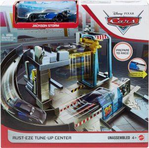 Mattel CARS ΣΕΤ ΠΑΙΧΝΙΔΙΟΥ ΑΓΩΝΙΣΤΙΚΟ ΣΥΝΕΡΓΕΙΟ (GJW43)