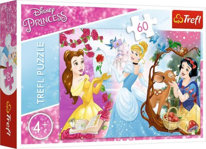 TREFL PUZZLE 60 Pcs PRINCESS INVITATION 17315