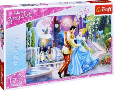 Trefl puzzle 200 pcs Dancing in The Moonlight 13224