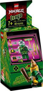 Lego Ninjago Lloyd Avatar – Arcade Pod 71716