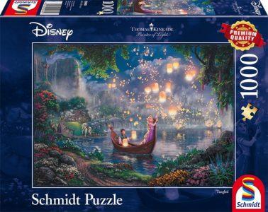 Schmidt Puzzle 1000 Pcs Ραπουνζέλ 59480
