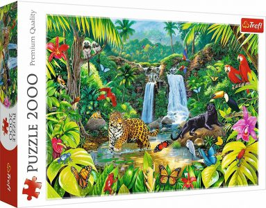 Trefl Puzzle 2000 Pcs Tropical Forest 27104
