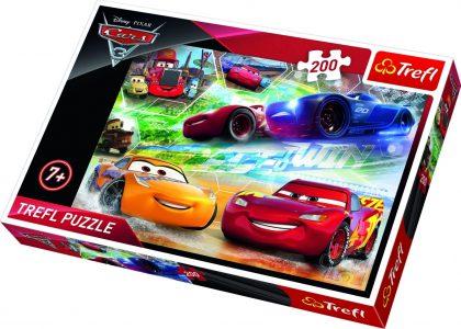 TREFL PUZZLE 200 Pcs CARS 3 13232