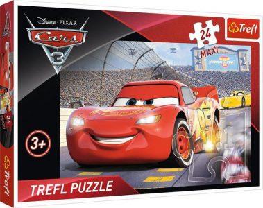 TREFL Puzzle 24 Pcs MAXI CARS 14250