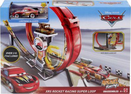 Mattel CARS ΠΙΣΤΑ XRS ROCKET (GJW44)