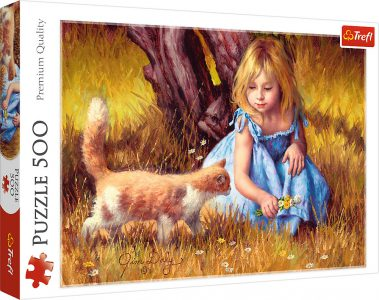 Trefl Puzzle 500 Pcs IN THE CENTER OF ATTENTION 37291