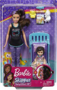 Mattel Barbie Skipper Babysitters – Ώρα Για Ύπνο GHV88