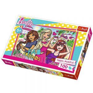 Trefl Puzzle 100 Pcs Barbie 16310