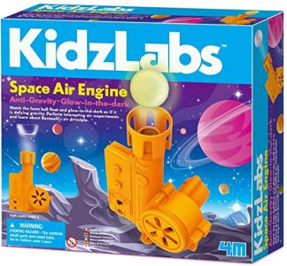 4M KidzLabs Space Air Engine 00-03398