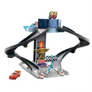 Mattel Car ΣΕΤ ΠΑΙΧΝΙΔΙΟΥ ΓΙΑ ΚΟΝΤΡΕΣ GJW42