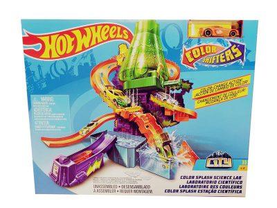 Mattel Hot Wheels Εργαστήρι Χρωμοκεραυνοί (CCP76)